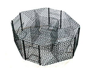 Cage for magpie