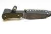 DAMASK KNIFE WITH BACHELITE HANDLE